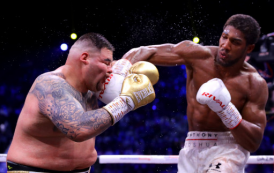 Anthony Joshua outpoints Andy Ruiz Jr. to reclaim unified heavyweight titles