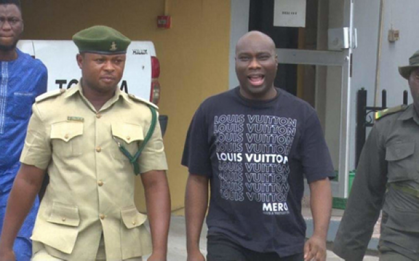 Mompha regains freedom after fulfilling bail conditions