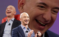 Jeff Bezos adds $13 Billion to his fortune in just 15 minutes.