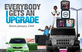 DStv and GOtv customers are in for a treat this January with MultiChoice Step Up Campaign