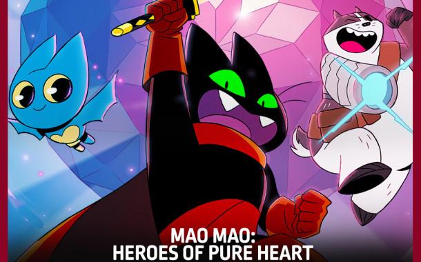 Cartoon Network New Series, 'Mao Mao: Heroes of Pure Heart', Premieres on GOtv
