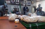 Customs Intercepts $8.065m at Lagos Airport