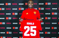 Ighalo gets jersey No. 25
