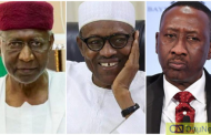 Aso Villa in Disarray: Buhari's NSA Monguno, Chief of Staff Kyari fight dirty