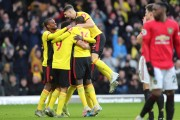 Watch the Premier League match between Man Utd vs Watford, Others this Weekend on GOtv