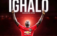 Manchester United sign Nigeria's Odion Ighalo on loan