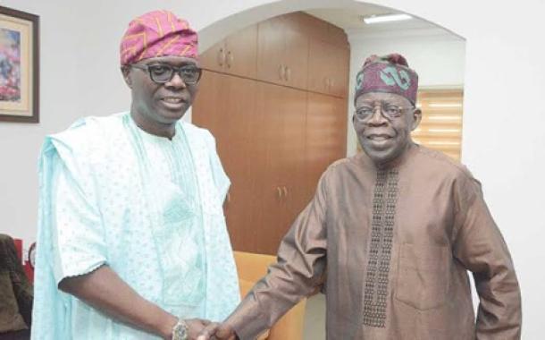 Sanwo-Olu congratulates Asiwaju at 68
