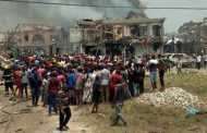 Over 50 houses destroyed in Lagos explosion, says NEMA