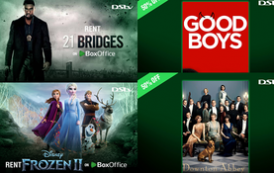 Stay at home and enjoy some DStv Box Office Movies