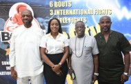 GOtv Boxing Night 21: NBB of C To Confer GOtv With Biggest Boxing Award