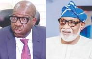EXCLUSIVE: APC Governors meet, to endorse Obaseki, Akeredolu