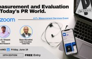 Public Relations and Measurement experts to discuss PR Evaluation