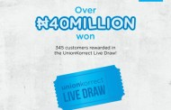 Union Bank customers win N40 million in the UnionKorrect Draw!