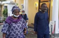 Ibidun Ighodalo: Adeboye's wife visits Pastor Ituah Ighodalo