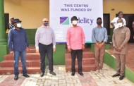 Fidelity Bank Donates 50-Bed Capacity COVID-19 Isolation Centre To Anambra State