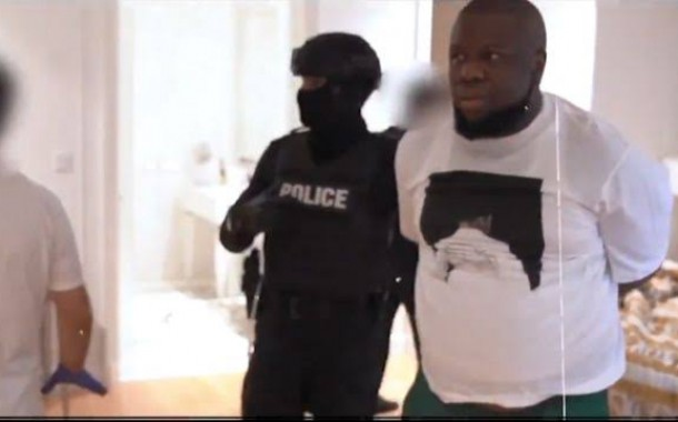 Hushpuppi and Woodberry Extradited from Dubai to United States