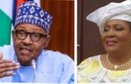 Disgrace! President Buhari Kicks Out Kemi Nelson, 11 Others From NSITF Over Fraud!
