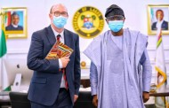 Sanwo-Olu flags off construction of 250 Roads, Power Projects across 377 Wards