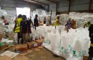 Hoodlums loot relief materials in Ilorin