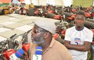 Osunbegins return of looted properties to owners