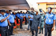 Sanwo-Olu awards scholarship to children of policemen killed in Lagos violence
