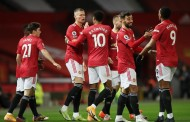 Manchester United Thrash Leeds 6-2 To Move Up To Third