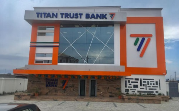 Titan Trust Bank clinches Int'l award, emerges 'best trade finance provider' in Nigeria