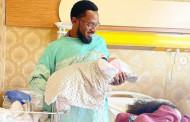 D'banj welcomes baby girl