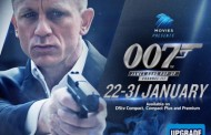 M-Net movies presents 007 James Bond Pop-up Channel' makes a grand return