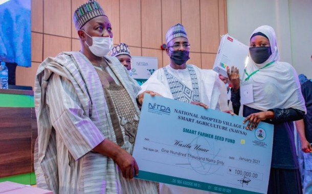 Jigawa gov urges youths to key into digital technology, as Pantami lauds state