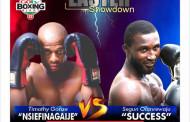GOtv Boxing Night 22: Everybody'll Enjoy My Fight Except My Opponent, Boasts Gonze