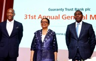 GTBank Shareholders Endorse N3.00 Total Dividend for 2020, Applaud Agbaje's Leadership