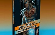 Yoruba gods come alive in new book 'Who's Who in the Yoruba Pantheon'
