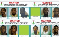 NCS releases more photos of fleeing inmates from Owerri custodial center